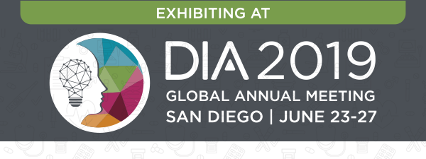 Mednet Exhibits at DIA 2019 Annual Meeting