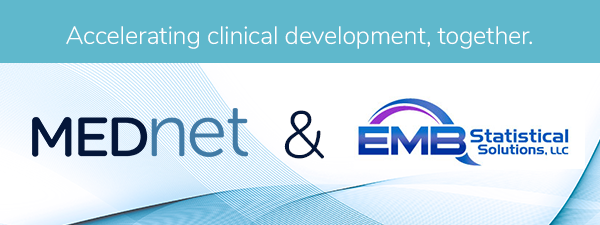 EMB Statistical Solutions and Mednet Sign Multi-Year Agreement to Enhance Clinical Development
