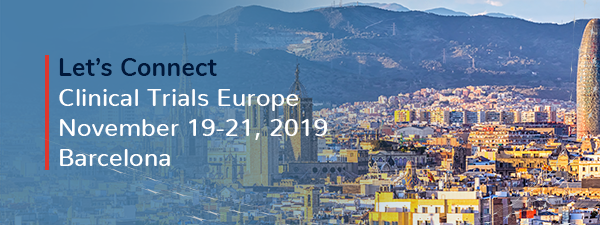 Connect with Mednet at Clinical Trials Europe
