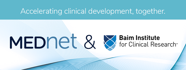 Baim Institute for Clinical Research Partners with Mednet to Optimize Adjudication